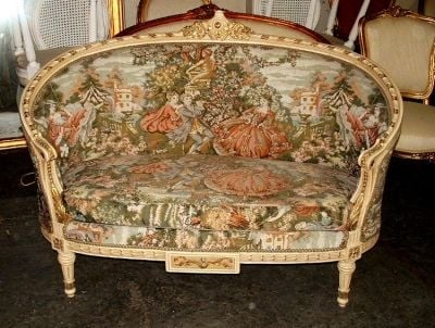 Chic French country tapestry