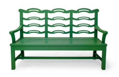 chippendale bench