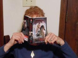 Paranormal Romance Novel