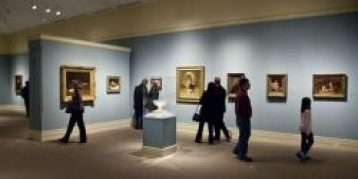 American Galleries at the IMA