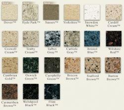Cambria Quartz Colors
