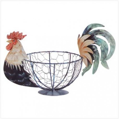 Wire Egg basket to hold your freshly picked eggs