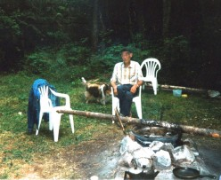 Easy Camping Meal Tips, Ideas, and Recipes.