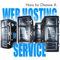 How to Choose A Web Hosting Service
