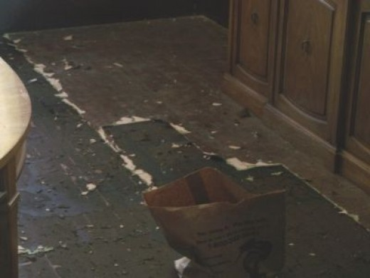 How To Remove Tar Paper From Hardwood Floors Hubpages
