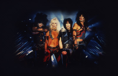 Mötley Crüe at AllPosters.com