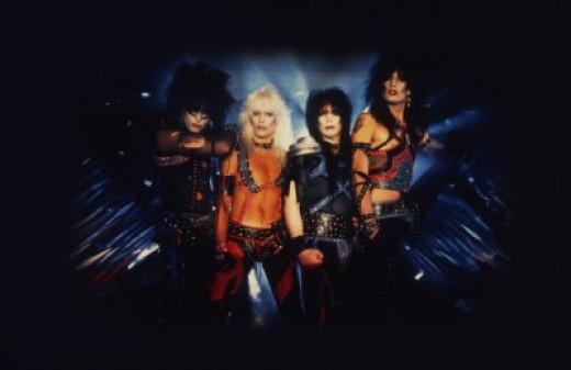 Mötley Crüe at AllPosters.com