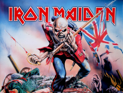 Iron Maiden at AllPosters.com