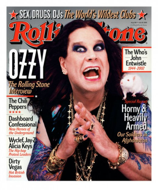 Ozzy Osbourne at AllPosters.com