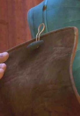 Bag fastener