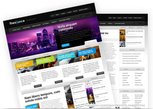 2016\'s Top 10 Best Wordpress Magazine Themes   HubPages