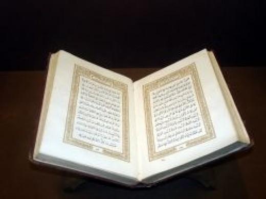 Hui Nationality Moslem Koran