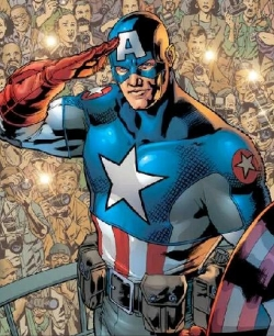 America's Patriot, Captain America