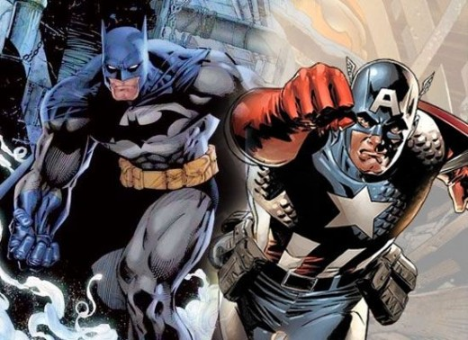 Scenario #1: Psychology, Captain America vs. Batman