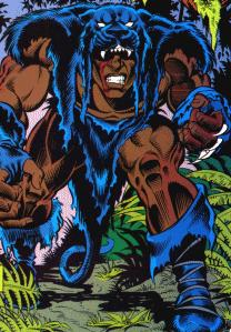 T'Chaka, The First Black Panther