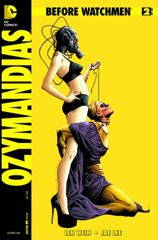 Ozymandias #2. Now tracking down the drug dealer who caused Milena's drug overdose, Ozymandias goes into action, using his logic and calculations to find the main hideout. Once there, he takes down the leader and gang, making his first official bust.