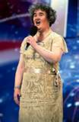 Susan's Audition for BGT
