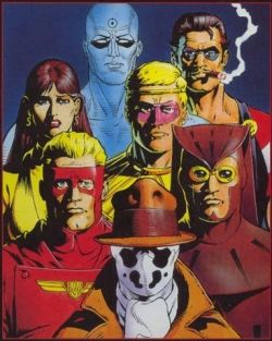Before Watchmen Checklist