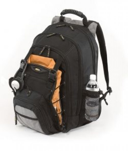 Targus City Gear 17.3 Laptop Backpack