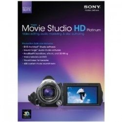 Sony Vegas Movie Studio HD Platinum 11 Production Suite