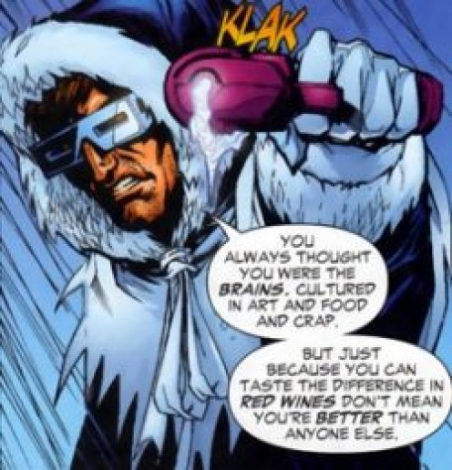 DC's Top 10 Masters of Ice