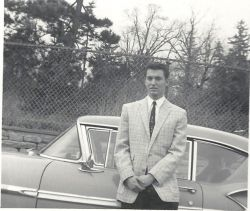 Ray and his Chevy Impala