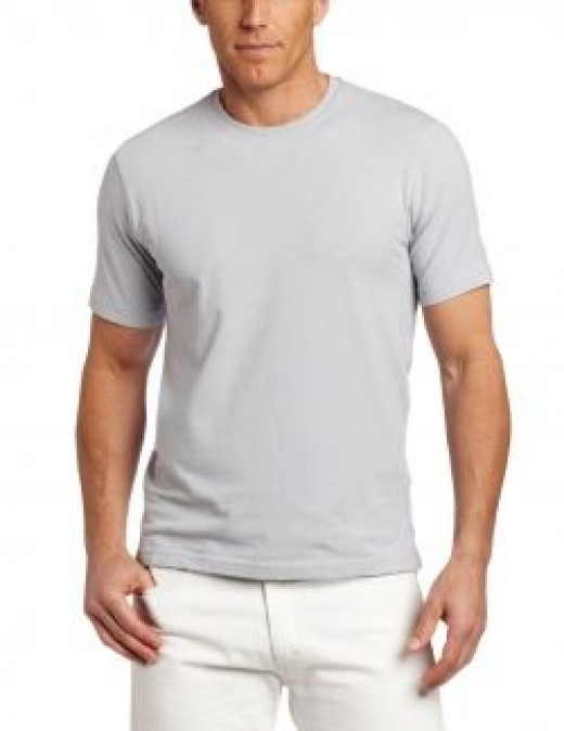 Grey T-Shirt for Sale