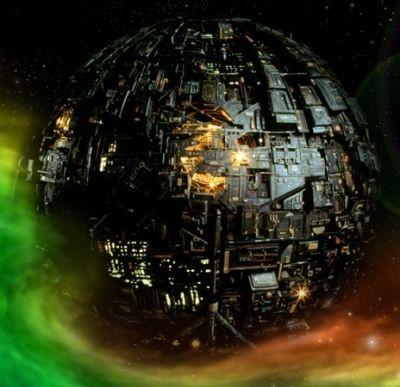 Borg sphere