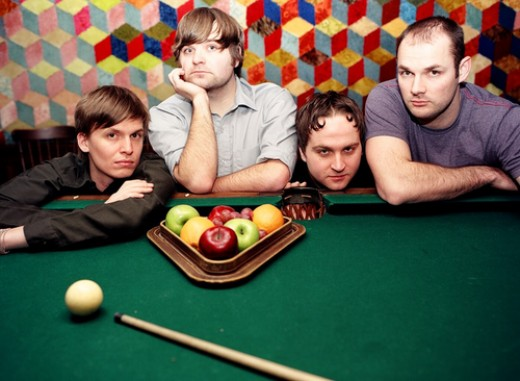 Death Cab for Cutie (Source: Last.fm)