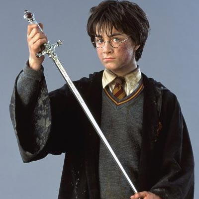 Young Wizards Don't Know Anything about Magic Swords