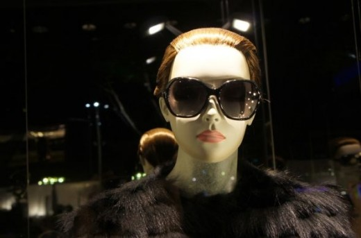 Photo Beautiful Mannequin Woman courtesy of epSos.de on Flickr