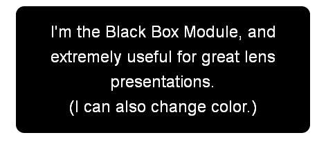 The Blackbox Module