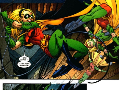 Stephanie Brown, The Female Robin