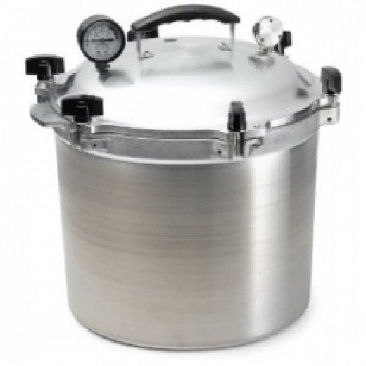 All American 921 All-American 21 1/2 Quart Pressure Cooker Canner