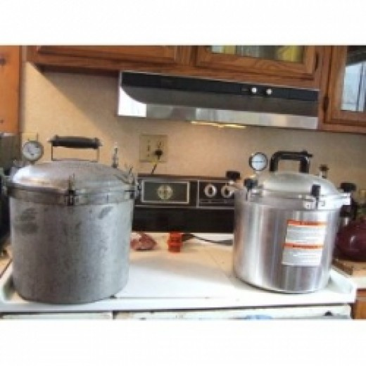 All American 921 Pressure Cooker/Canner