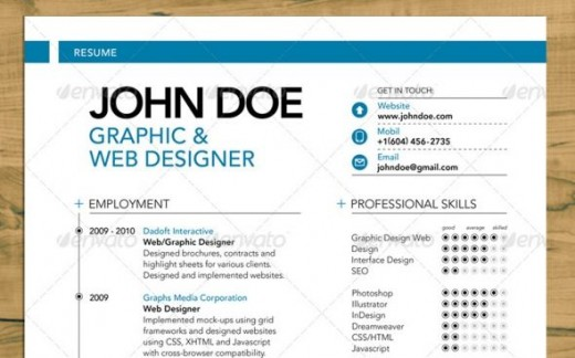 best resume templates  samples and tips to help you land the job   piece mini st resume set w  icons