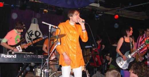 Of Montreal Leadman Kevin Barnes