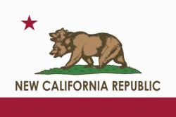 New California Republic logo