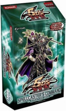 Spellcasters Command Structure Deck