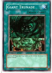 Example Spell Card - Giant Trunade