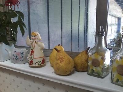 Window Pears