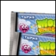 Moshi Monsters at Bus Stop Toy Shop