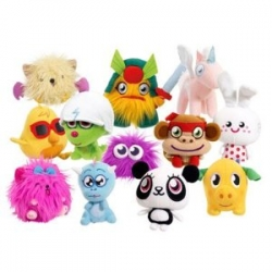 Moshi Monsters Plush Range