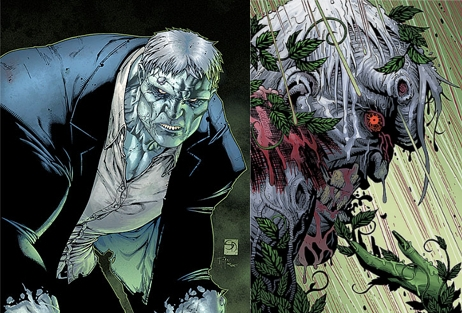 Solomon Grundy of DC Comics