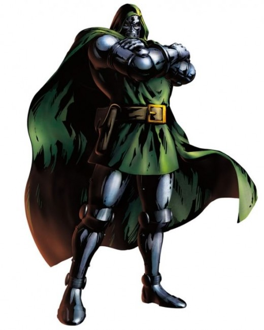 Dr. Victor Von Doom, Undisputed Ruler and King of Latveria