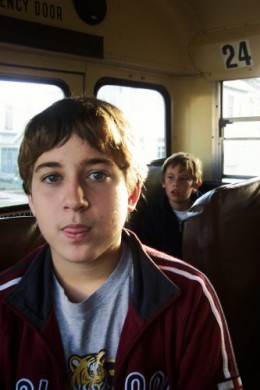 Teens Say... The Bus Ride Can Make Or Break Your Day