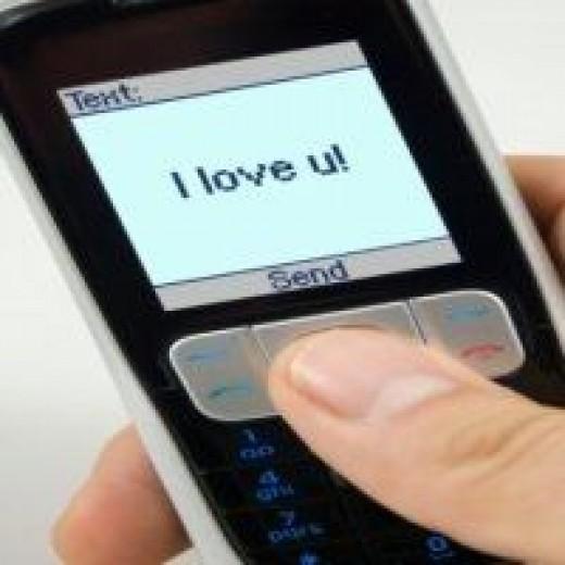 Valentines Day Text