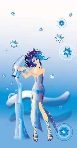 Aquarius-woman-with-Scorpio