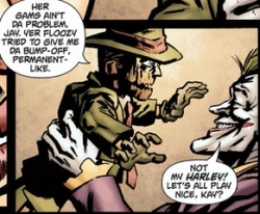 Batman: Arkham City Digital #6, excerpt