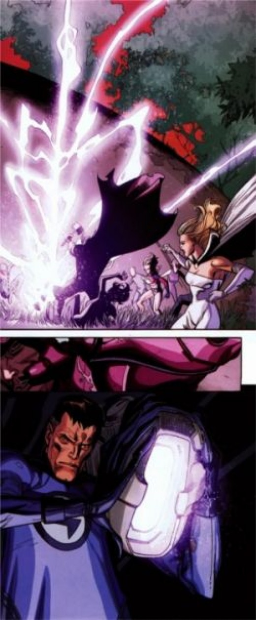 Excerpt from Secret Invasion #5